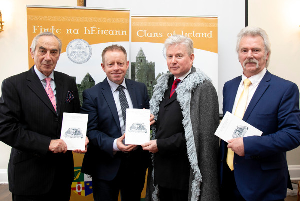 Launch of Gaelic Ireland anthlogy