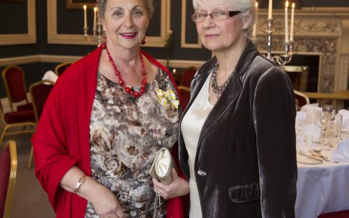 Maria Angeles O'Donnell and Eibhlin Counihan