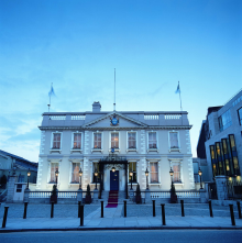 Pic of Mansion House, Dawson Street, Dublin 2