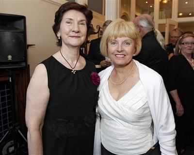 Dr. Maura O'Gara and Mrs. Margaret Mulvihill
