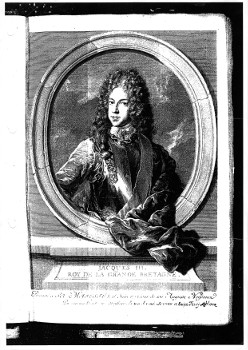 1715 James Terry , Athlone Herald at the Court of James II in France