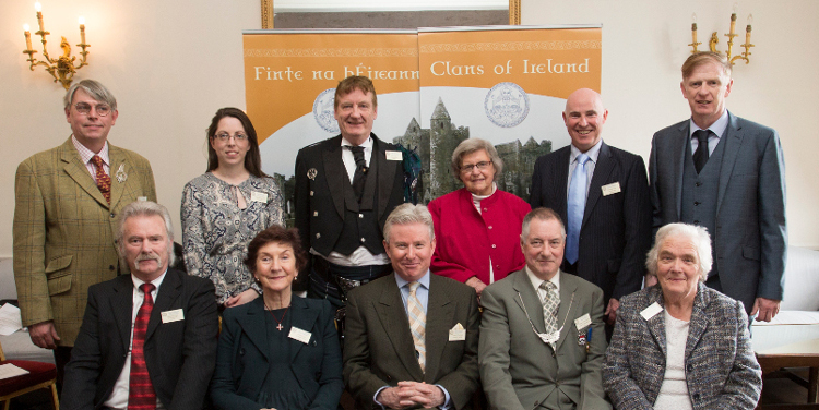 Board of the Clans of Ireland