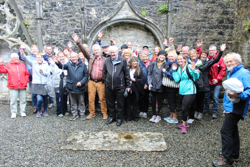 Mannion group gathering 2019