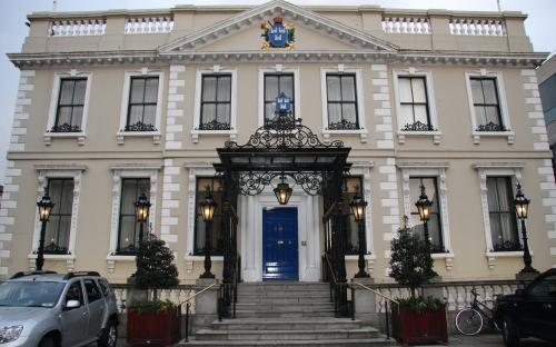 Mansion House, venue for annual Clans Gala Dinner