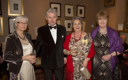 Eibhlin Counihan, Gearóid Ó Ceallaigh, Maria Angeles O'Donnell and Marian Dixon