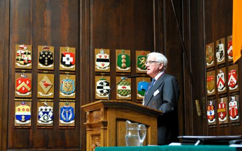Cathaoirleach's Address to Clans