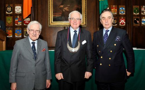 The Ó Morchoe, Dr. Egan and The Ó Brien